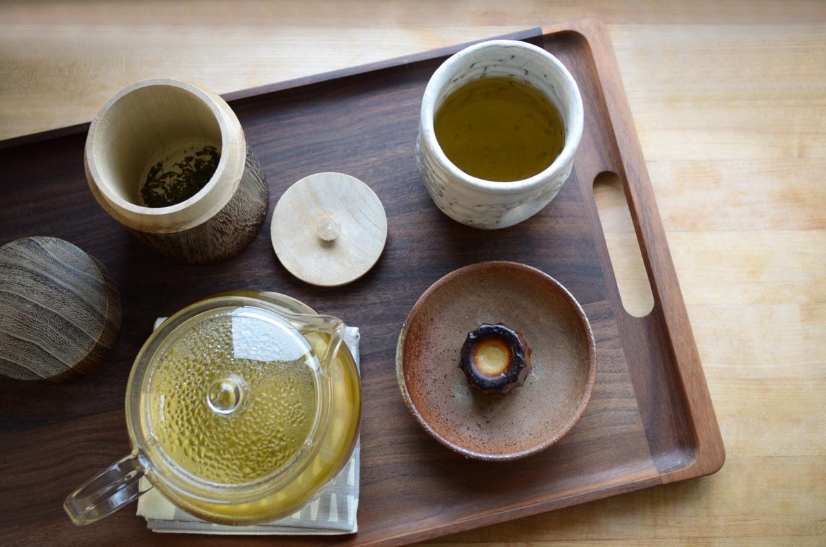 Walnut tray lifestyle